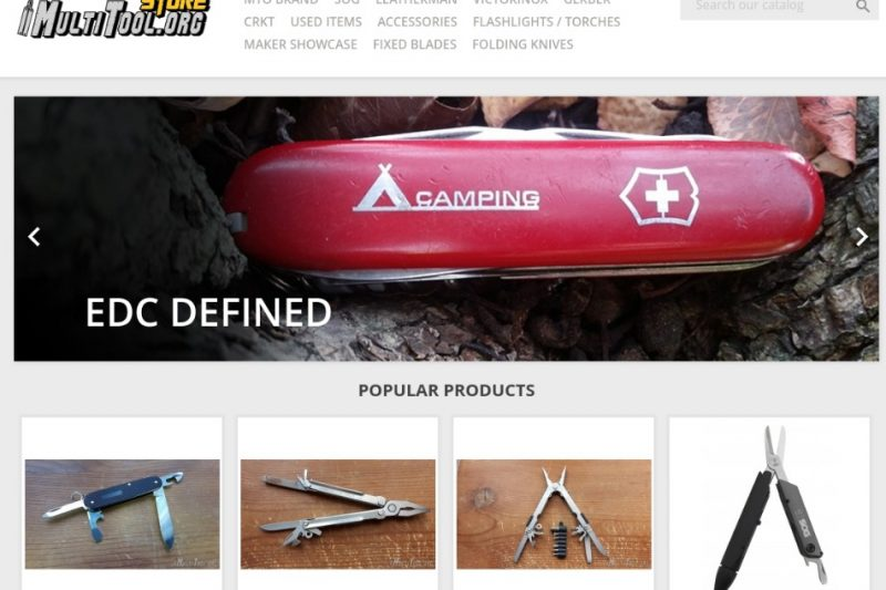 Multitool.org Store